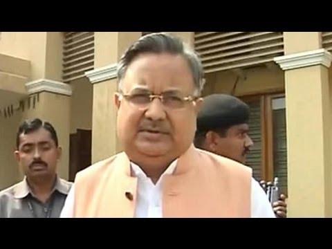 Want Vajpayee's niece to return: Chhattisgarh Chief Minister Raman Singh to NDTV