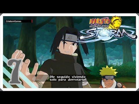 Naruto Ultimate Ninja Storm - » Parte 7 [BUSQUEDA DE TSUNADE] « - Español [HD]