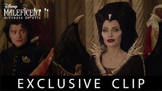 "Maleficent: Mistress of Evil | ""There are many who prey on the innocent."" Exclusive Clip"