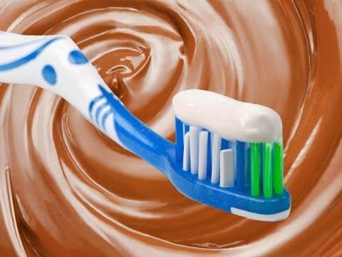 Chocolate Toothpaste -- LÜT #40