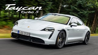 Porsche Taycan Turbo S: Road Review | Carfection 4K