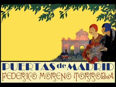 Федерико Морено Торроба - Puertas De Madrid I Puerta De Alcala