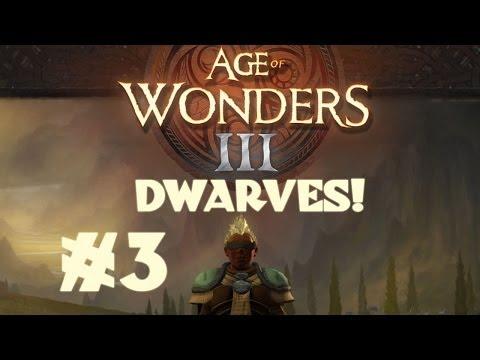 Age of Wonders III - Dwarf Theocrat - Part 3