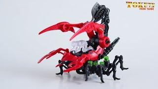 [TMT][734] ZW04 Scorpear! ZW04 スコーピア! Zoids Wild! ゾイドワイルド! TAKARA TOMY