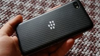 Обзор BlackBerry Z30 ч2: интерфейс и программное обеспечение