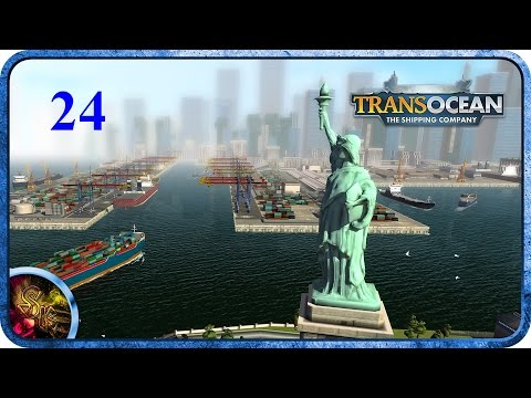 TransOcean The Shipping Company #24 -  Was ne Fuzzelarbeit 2.0! | Let's Play