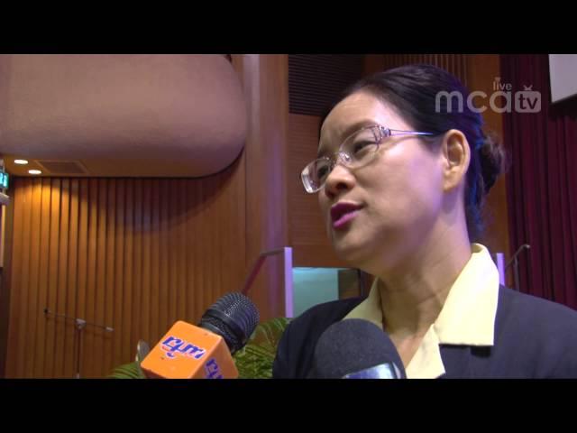 王赛之:人民投民联无助改变华裔现状  2015预算案照顾全民