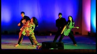 BUET Dance fest season 2 (Sagor_Afifa_Mou_Galib)