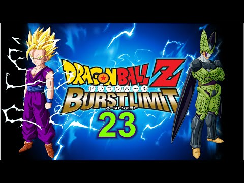 Let`s play Dragonball Z Burst Limit Part # 23 ende der Cell Saga