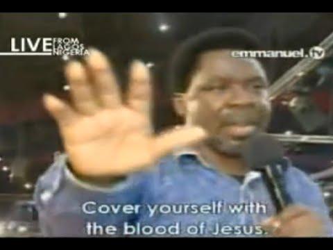 Scoan 05 10 14: Prayer, Mass Prayer With Tb Joshua. Emmanuel Tv video