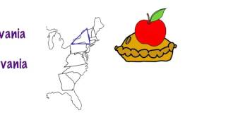 Need help learning the 13 colonies?