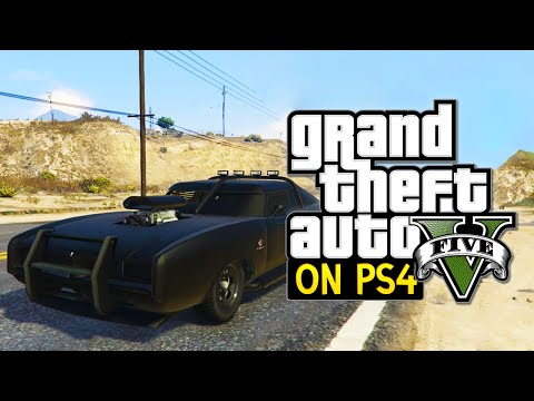 GTA 5 PS4 Gameplay : Duke O Death Location & Requirements (Grand Theft Auto: 5)