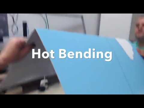 PALCLAD Prime Hot Bending