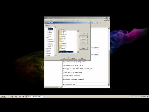 Twitch.tv IRC Tutorial