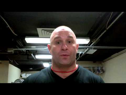 Matt Serra Interview, Part 1 - 1.25.13 Image 1