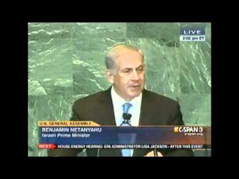 Benjamin Netanyahu at the United Nations