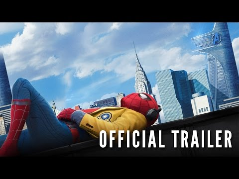 Spider-Man: Homecoming - Official Trailer 2 [HD] thumbnail