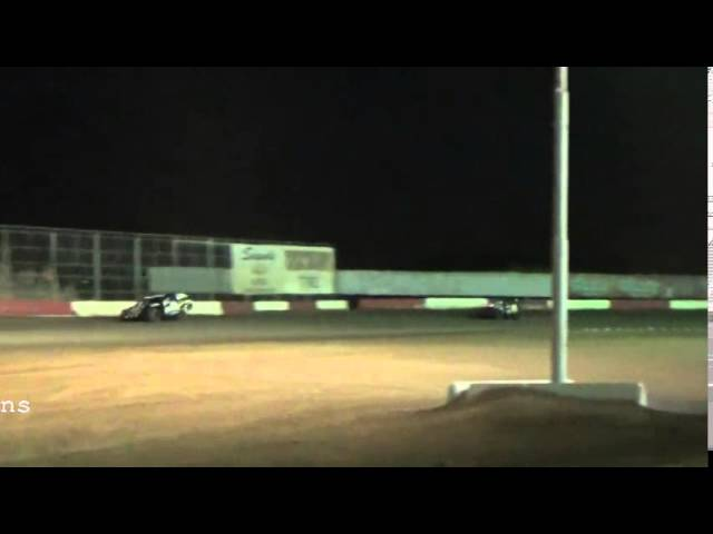 Modified Heat Race #3 At CSP April 12th 2014