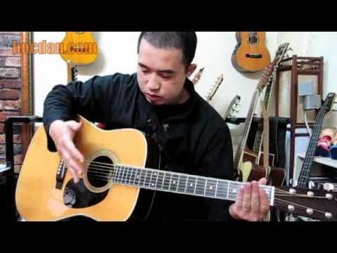 Bài 3 - Guitar đệm hát  - 3 hợp âm đơn giản và điệu Slow - Hiếu...