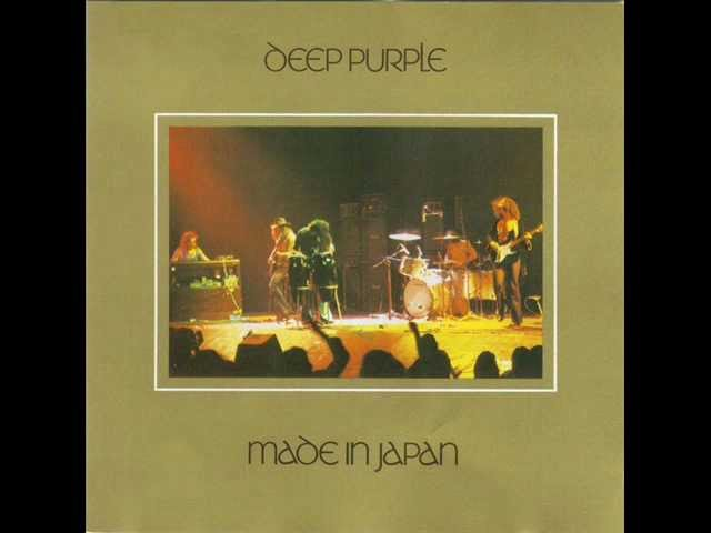 Deep Purple-Made In Japan (1972)