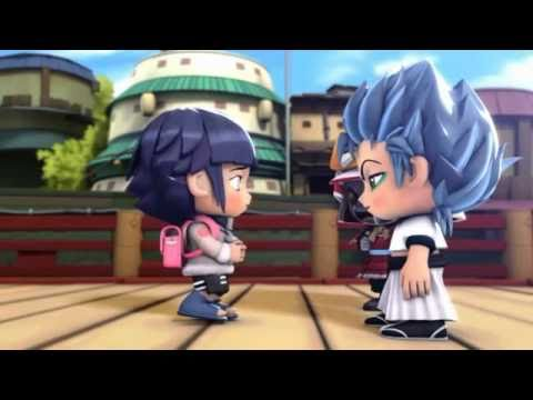 Pockie Ninja - Game Trailer - Naruto and Bleach MMO