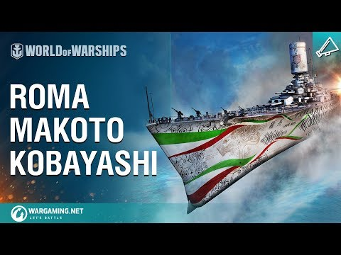 World of Warships -  Much-anticipated Roma