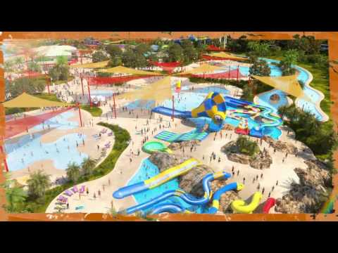 Impact Multimedia - 3D Fly-through - Wet n Wild Sydney