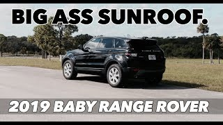 2019 RANGE ROVER EVOQUE Final Edition - LAZY CAR REVIEWS