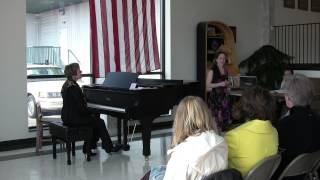 Maria Bromberg Spring Concert 2009