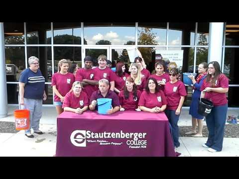 Stautzenberger College Brecksville Ice Bucket Chal
