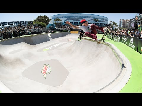 Best of Flip Skateboards TransWorld SKATEboarding Team Challenge | Dew Tour 2018
