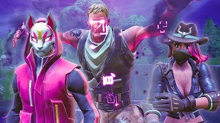 DRIFT GETS HAUNTED BY A NOOB - Fortnite Short Film