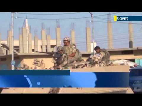 Sinai Islamist Insurgency: Sinai suicide bomber kills at least 11 Egyptian soldiers in bus attack