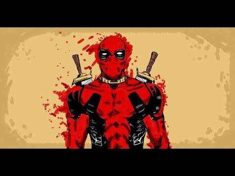Топ врагов Дэдпула / Top villains of Deadpool [by Кисимяка]