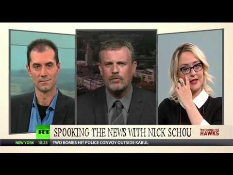 Spooking the News & Hoodwinking Hollywood w/ Nick Schou