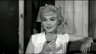 """Marilyn Monroe In """"The Misfits"""" -  """"The Gift For Life"""""""