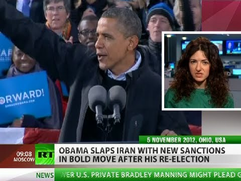 First Things First: Obama slaps Iran with new sanctions