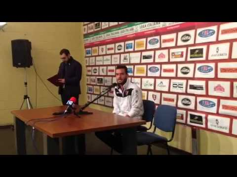 Salernitana - Martina Franca 1-0, intervista post gara a Colombo