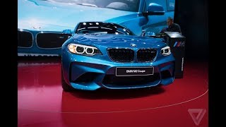 TEST DRIVE: 2019 THE BMW M2 COUPE COMPETITION