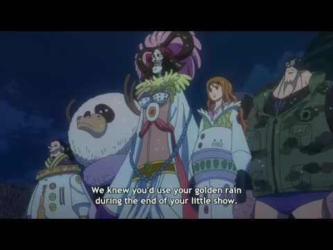 One Piece Gold - Strawhats Epic Comeback (Eng Sub)