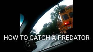How to Catch a Child Predator?? (( MUST WATCH))