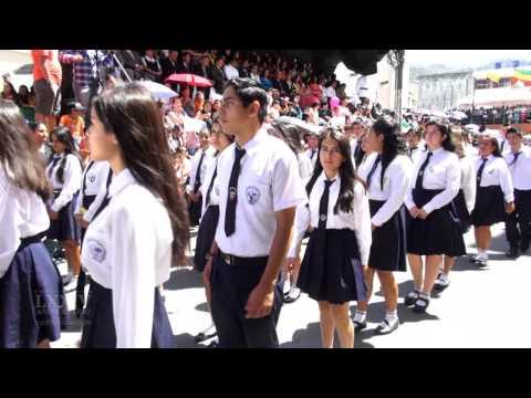 Desfile cívico 2014
