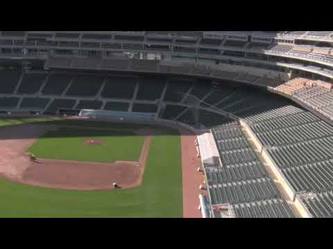 Twins Target Field Tour Video