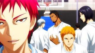 AMV - Kuroko No Basket (♪ Leave It All Behind ♪) ᴴᴰ