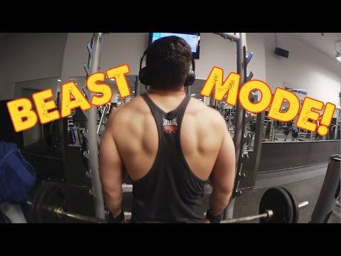 Beast Mode! video