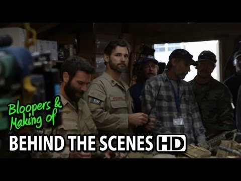 Lone Survivor 2013 Making Of Behind The Scenes Part1 2