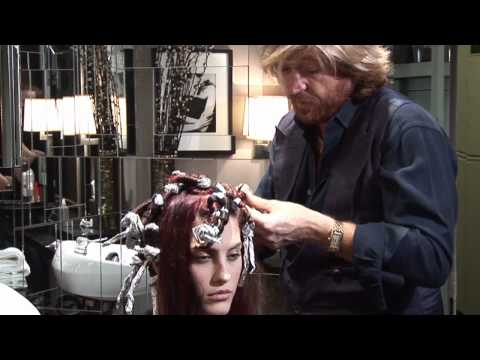 Hair Tutorial - Nicky Clarke Disco Diva Hair