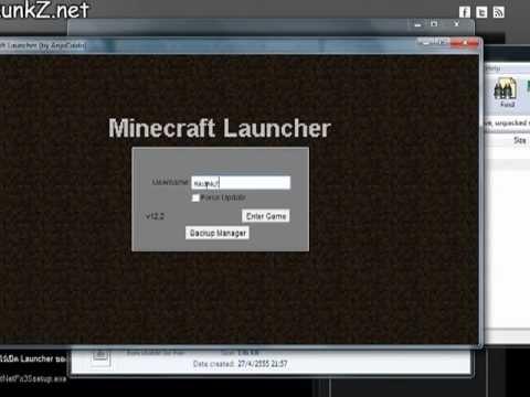 วิธีติดตั้งเกมส์ SkunkZ Minecraft 1.2.5 แบบด่วน