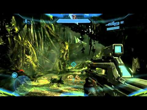 [E3 2012] Halo 4 - E3 Gameplay Trailer