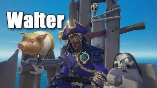 Sea of Thieves - Walter and the Skeleton Thrones